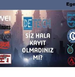 Dokuz Eylül Teknoloji Konferansı (DETECH) 2019