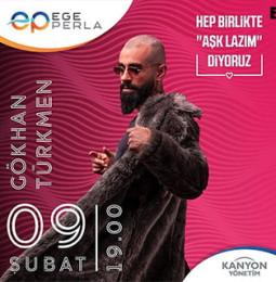 Gökhan Türkmen Konseri – 9 Şubat 2019