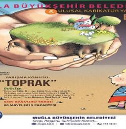 5.Muğla Ulusal Karikatür Yarışması – 2019