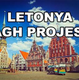 Letonya 12 Aylık AGH Projesi 2019