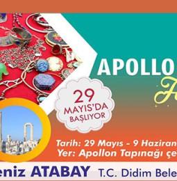 Didim Apollon Takı Festivali 2019