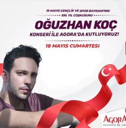 Oğuzhan Koç İzmir Halk Konseri – 18 Mayıs 2019 – Ücretsiz