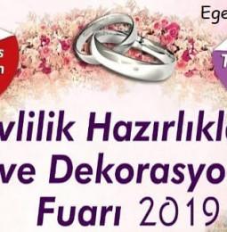 Tire Evlilik Hazırlıkları ve Dekorasyon Fuarı 2019
