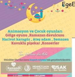 Uşak Belediyesi Ramazan Etkinlikleri 2019