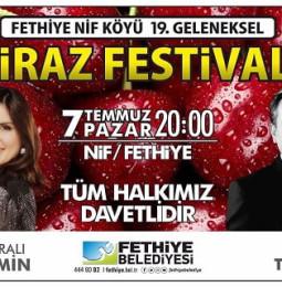 19.Fethiye Kiraz Festivali – 07 Temmuz 2019