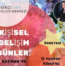 İzmir Kişisel Gelişim Günleri – Haziran 2019 – Ücretsiz