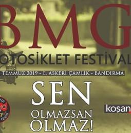 1.Bandırma Motosiklet Festivali – 04/07 Temmuz 2019