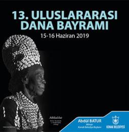 13. Uluslararası İzmir Dana Bayramı 2019