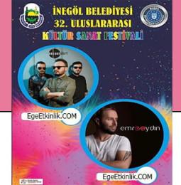 32. İnegöl Kültür Sanat Festivali 2019