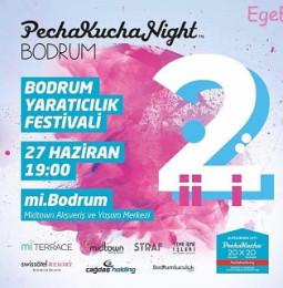 Pecha Kucha Night Bodrum 2 – 27 Haziran 2019