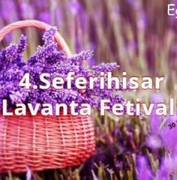 4.Seferihisar Lavanta Festivali – 30 Haziran 2019