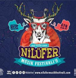 Nilüfer Müzik Festivali 2019