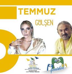 Gülşen & Volkan Konak Konseri – 5 Temmuz 2019