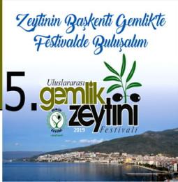 5. Gemlik Zeytini Festivali 2019