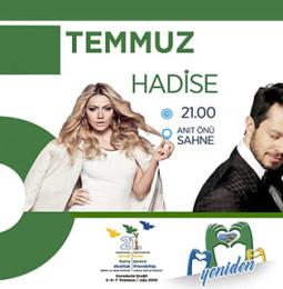 Hadise & Murat Boz Konseri – 6 Temmuz 2019