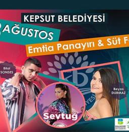 Kepsut Emtia Panayırı & Süt Festivali 2019