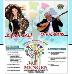 34. Mengen Aşçılık ve Turizm Festivali 2019