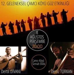 12.Geleneksel Çamcı Köyü Güz Etkinliği 2019