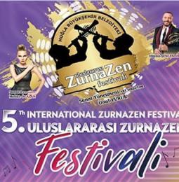 5. Uluslararası Zurnazen Festivali 2019