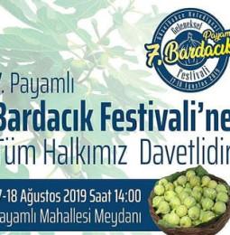 7. Payamlı Bardacık Festivali 2019