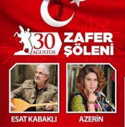 Esat Kabaklı & Azerin Keçiören Konseri – 30 Ağustos 2019