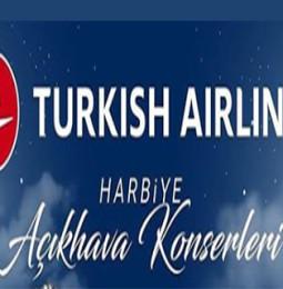 Turkish Airlines Harbiye Açıkhava Konserleri 2019