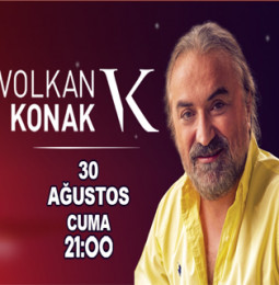 Volkan Konak İzmit Konseri – 30 Ağustos 2019