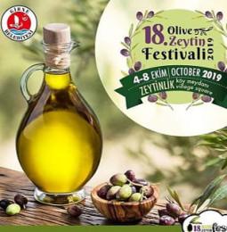 18. Girne Zeytin Festivali 2019