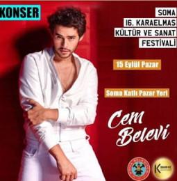 Cem Belevi Soma Konseri – 15 Eylül 2019