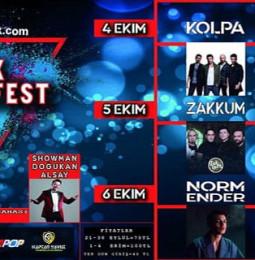 Odak Fest Muğla 2019 (Ertelendi)