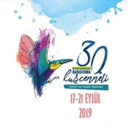 30.Bandırma Kuşcenneti Kültür ve Turizm Festivali 2019