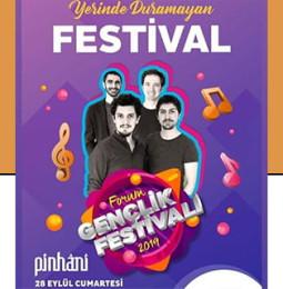 Pinhani Forum Kayseri Konseri – 28 Eylül 2019
