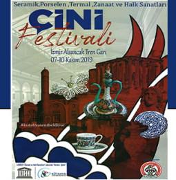 İzmir Çini Festivali|7-10 Kasım 2019