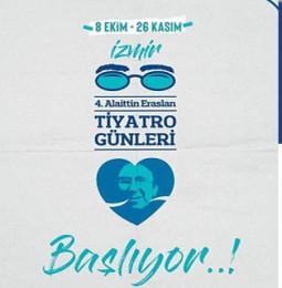4. Alaittin Eraslan Tiyatro Günleri 2019