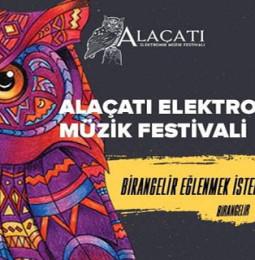 Alaçatı Elektronik Müzik Festivali 2019 (Fırsat)