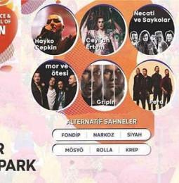 Autumn Fest İzmir 2019 (Fırsat)