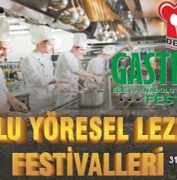 Denizli Gastrofest 2019