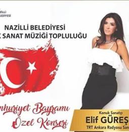 Nazilli TSM Cumhuriyet Bayramı Özel Konseri – 28 Ekim 2019