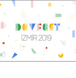GDG DevFest İzmir 2019