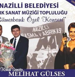 Nazilli Sümerbank Özel Konseri – 09 Ekim 2019