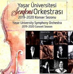 Yaşar Üniversitesi Senfoni Orkestrası 2019-2020 Konserleri