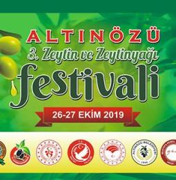 3.Altınözü Zeytin ve Zeytinyağı Festivali 2019