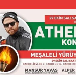 Athena Ankara Cumhuriyet Konseri – 29 Ekim 2019