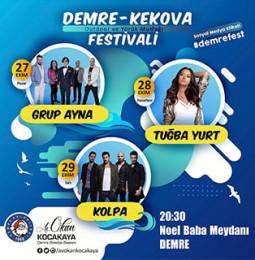 Demre – Kekova Outdoor ve Yemek Mutfağı Festivali 2019