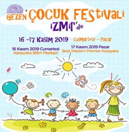 İzmir Gezen Çocuk Festivali 2019