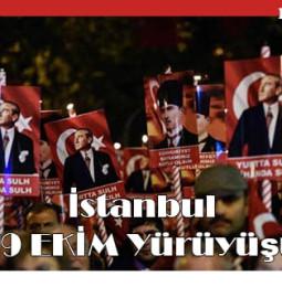 İstanbul 29 Ekim Cumhuriyet Yürüyüşü 2019