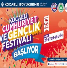 Kocaeli Cumhuriyet ve Gençlik Festivali 2019