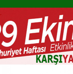 Karşıyaka 29 Ekim Cumhuriyet Bayramı Kutlamaları 2019