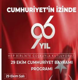 Marmaris 29 Ekim Cumhuriyet Bayramı Kutlama Programı 2019