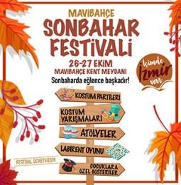 Mavibahçe Sonbahar Festivali | 26-27 Ekim 2019